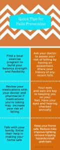 Falls Prevention checklist