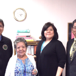 Navajo Nation Leaders meet with National Indian Council on Aging