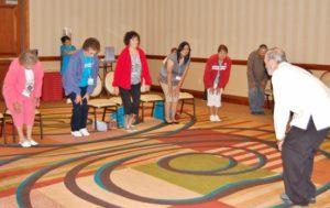 Chair Yoga _NICOA Conference 2014