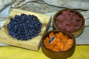 Alaskan Traditional Raw Diet