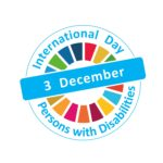 December 3rd is International Day of Persons with Disabilities