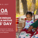 NICOA Elders' Day Is Coming Up