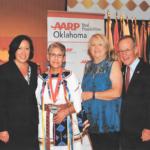 Adele Mihesuah, NICOA Board Member, Honored by AARP